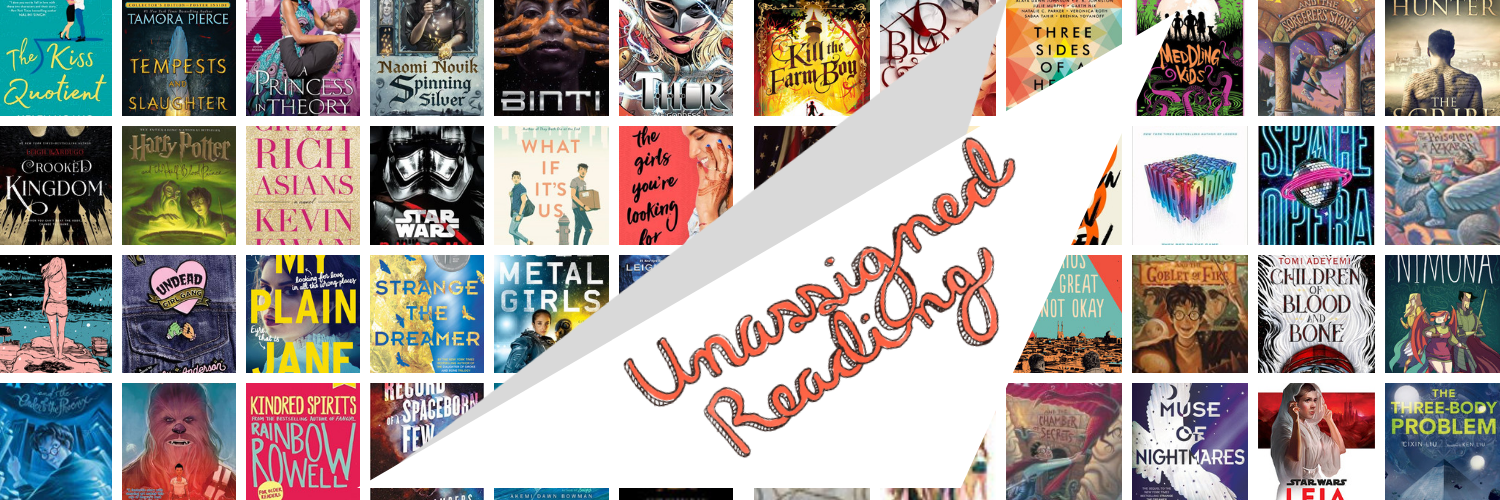 Book Talk 9: 2019 Bookish Resolutions